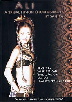 Ali: A tribal fision choreography by sahiraの写真1