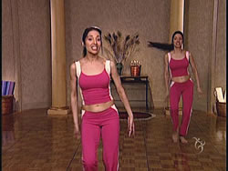 Bellydance Core Conditioning with Neena and Veena 2 -