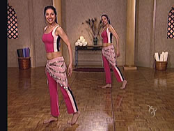 Bellydance Core Conditioning with Neena and Veena 3 -
