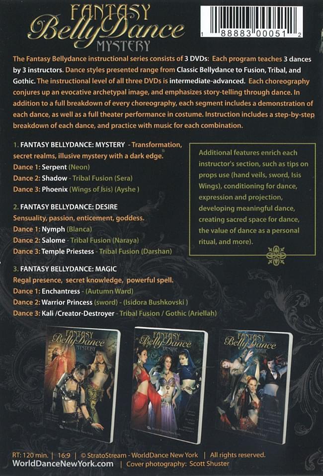 Fantasy Bellydance - Mysteryの写真1