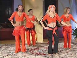 Bellydance Bootcamp Volume 2 Tone and Conditioning 2 -