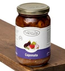 野菜スープ ‐ カポナータ Capona