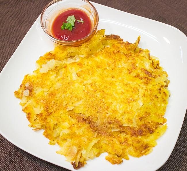 スイス料理 ロスティ - Roschti 【Hero】 7 - 外のパリパリに旨味が凝縮されていて美味しいです!
