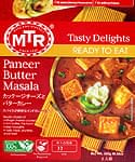 Paneer Butter Masala - チーズとバターソースのカレー[MTRカレー]