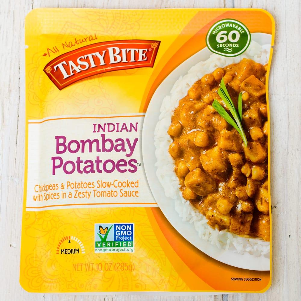 ボンベイ ポテト(ボンベイ・じゃがいもとひよこ豆のカレー)の写真