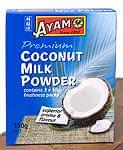 ココナッツミルクパウダー - Coconut Milk Powder 【AYAM】