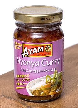 ニョニャカレーペースト - Malaysia Nyonya curry paste 【AYAM】(FD-INSCRY-197)