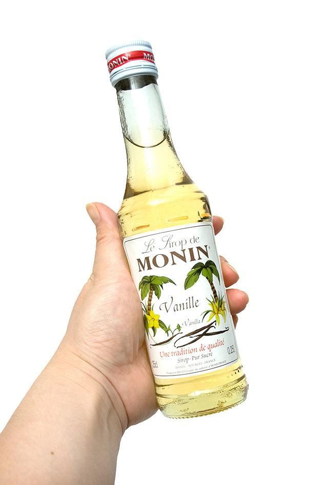 バニラ シロップ -  Vanilla Syrup 【MONIN】の写真3 - 写真