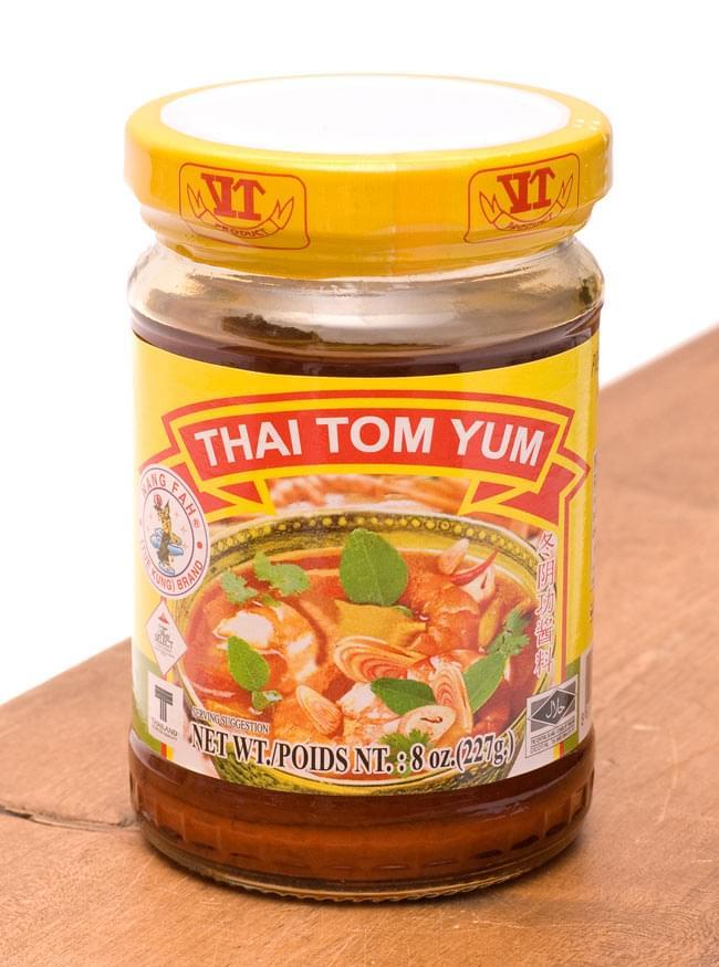 トムヤム ペースト ナンファー - Tom Yum Paste 【NANG FAH】の写真