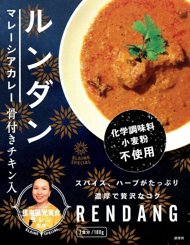 【お一人様10点まで】ルンダン・マレーシアカレー - RENDANGの写真