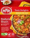 Bisibele Bhath - 豆とスパイスの炊き込みご飯