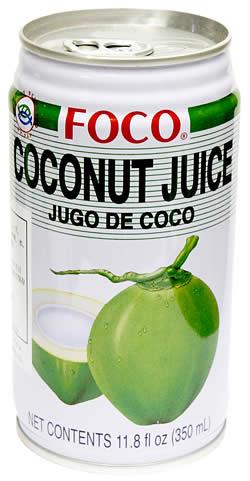 ココナッツジュース[350ml]の写真
