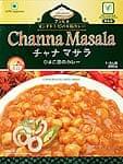 Channa Masala - ひよこ豆のカレーの商品写真