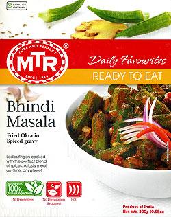 Bhindi Masala - オクラのカレー[MTRカレー](FD-INSCRY-7)