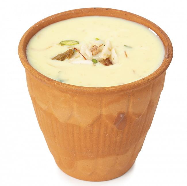 インドの甘いホットミルクミックス - Badam Drink Mix (バダムミルク) 6 - インドで実際に飲まれているのはこんな感じです