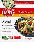 Avial - 南インドのココナッツ野菜カレー[MTRカレー]