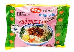 ベトナム・フォー (袋) 【A-One】 ポーク味
