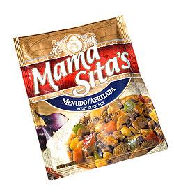 フィリピン料理 メニュードの素 - Menudo Afritada 【MamaSita's】(FD-LOJ-136)