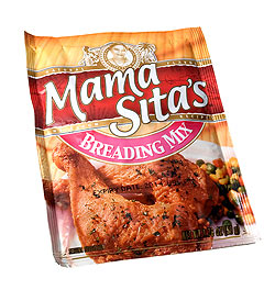フィリピン料理 ブリーヂング ミックス - Breading Mix 【MamaSita's】(FD-LOJ-141)