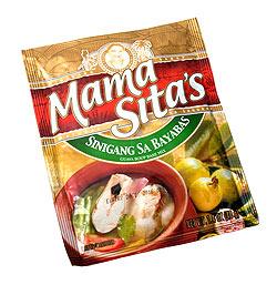フィリピン料理 グアバ シニガンの素 - Sinigang Sa Bayabas 【MamaSita's】(FD-LOJ-142)