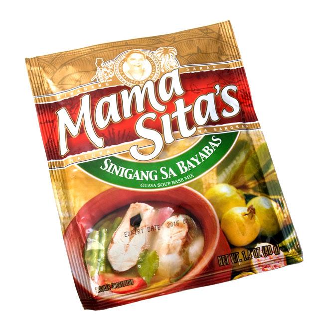 フィリピン料理 グアバ シニガンの素 - Sinigang Sa Bayabas 【MamaSita's】の写真