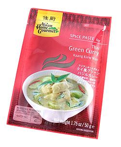 タイ風 グリーンバジルカレー 【Asian Home Gourmet】(FD-LOJ-15)