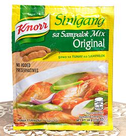 フィリピン料理 シニガン サンパロック オリジナルの素 - Sinigang Sa Sampalok Original【Knorr】(FD-LOJ-159)