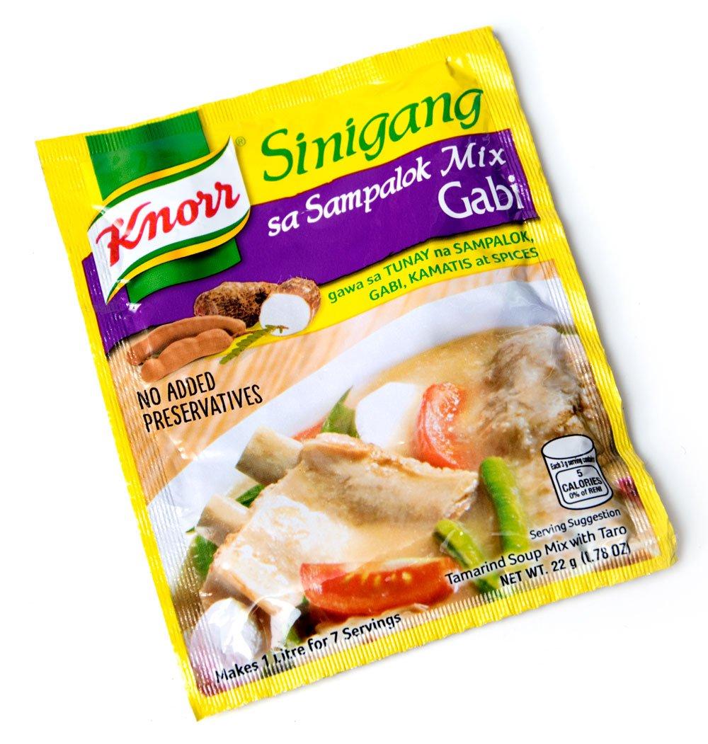 フィリピン料理 シニガンサンパロック ガビの素 - Sinigang Sa Sampalok Gabi 【Knorr】の写真