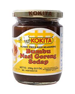 インドネシア料理 ブンブナシゴレンセダップの素 - Bumbu Nasi Goreng Sedap 【KOKITA】(FD-LOJ-235)