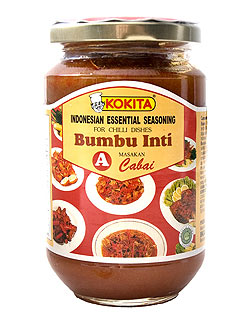 インドネシア料理 ブンブインティA - Bumbu inti A  【KOKITA】(FD-LOJ-242)