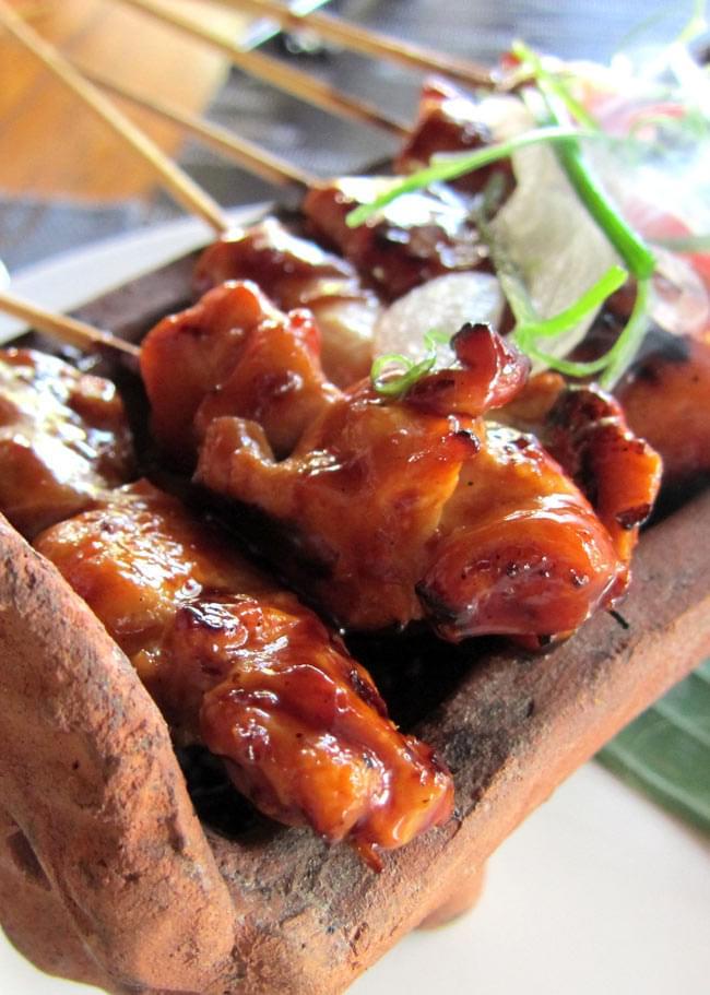 焼き鳥のたれ サティ ソース - Satay Sauce 【YEOs】 3 - やっぱりサティにはこのソース。炒めものや和え物、サラダのドレッシングにもどうぞ。