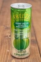 ココナッツジュース【果肉入り】240ml-FREEZE-
