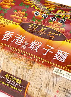 香港 蝦子麺 【錦華坊】