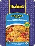 マレーシア料理の素 - フィッシュ カレー ソース 【Brahim】