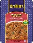 マレーシア料理の素 - ミート カレー ソース 【Brahim】