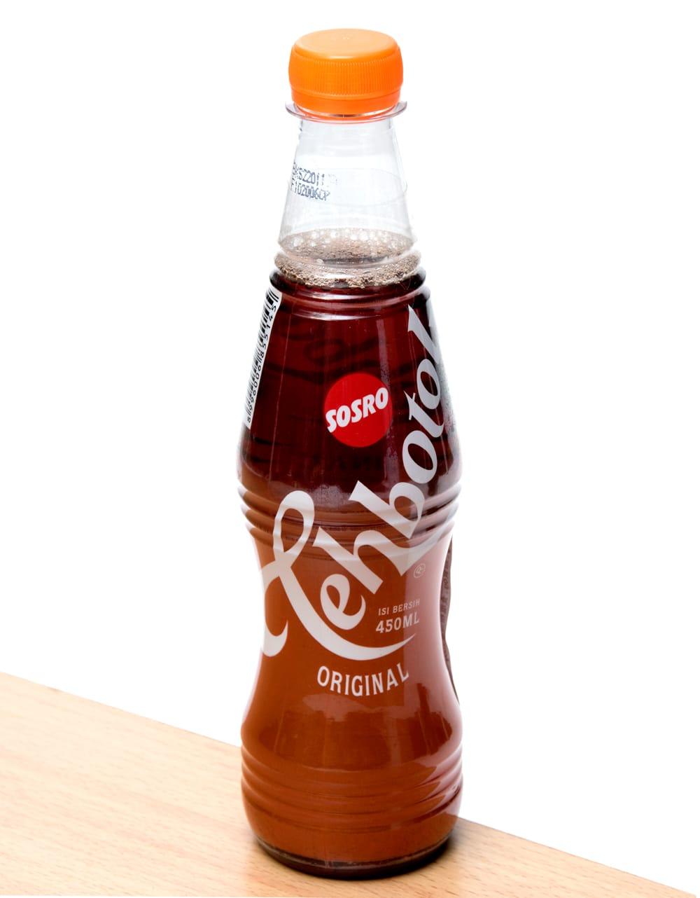 ティーボトル - Tehbotol - 450ml【Sosro】の写真
