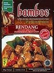 インドネシア料理 ルンダンの素 - RENDANG 【bamboe】