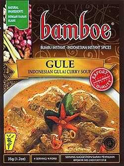 インドネシア料理 グライの素 - GULE 【bamboe】(FD-LOJ-76)