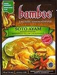 【bamboe】インドネシア料理 - ソトアヤムの素 SOTO AYAM