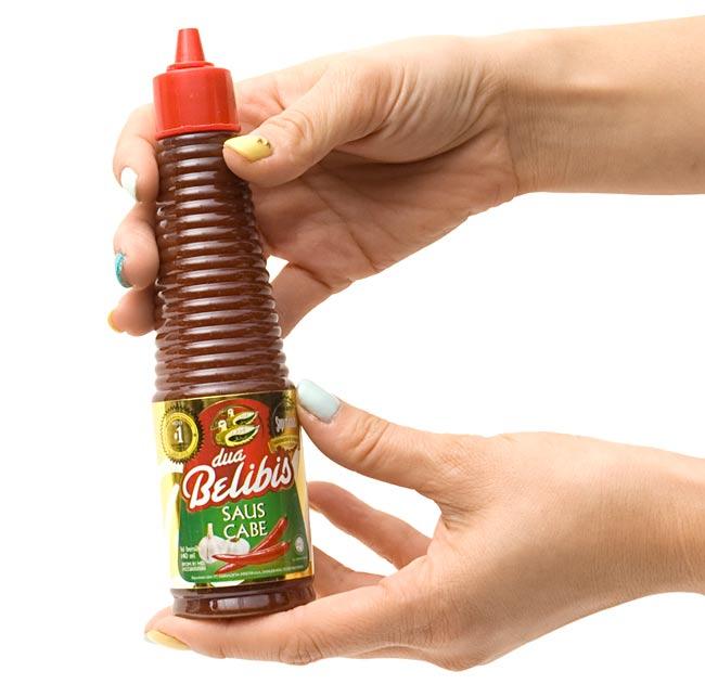 ケチャップ マニス - 甘しょうゆ 135ml 【Sedaap】 2 - 使いきりのちょうどいい大きさです。(写真は同サイズ味違いの商品です。)入荷時期によってボトルの形状が写真と異なる場合もございます。