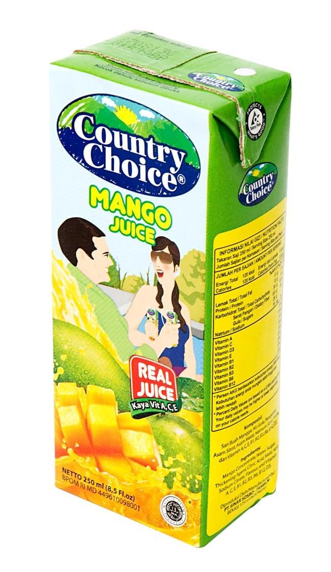 マンゴージュース【250ml】【Country choice】の写真