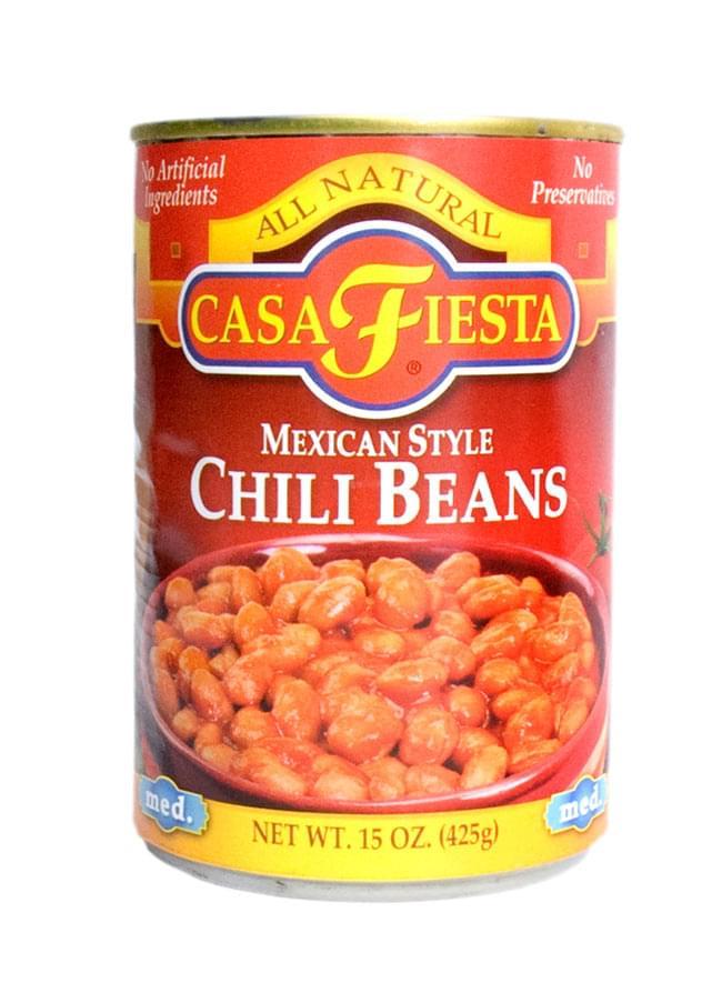 チリ ビーンズ メキシカン スタイル  【CASA FIESTA】の写真