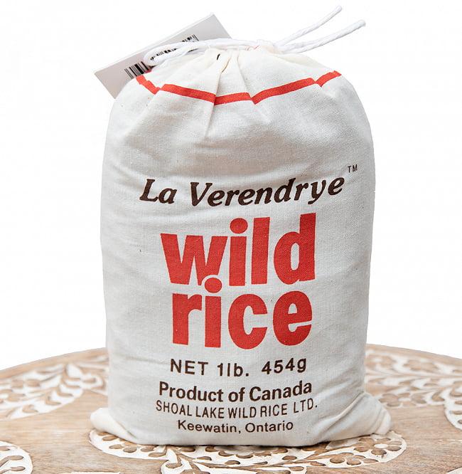 ワイルドライス 454g 【La Verendrye】 の写真