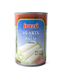椰子の芽 - パルミット Hearts of Palm 【Irazu】
