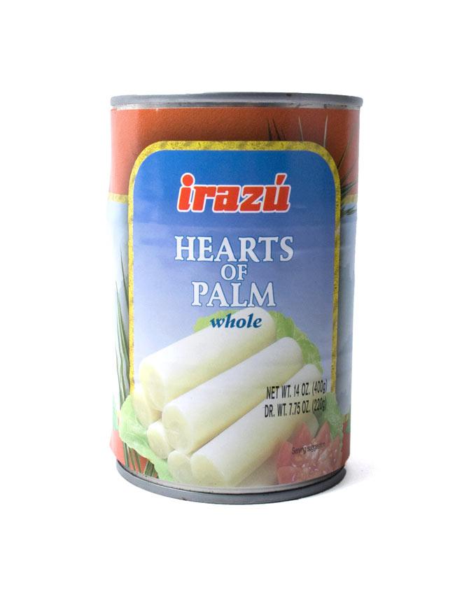 椰子の芽 - パルミット Hearts of Palm 【Irazu】の写真