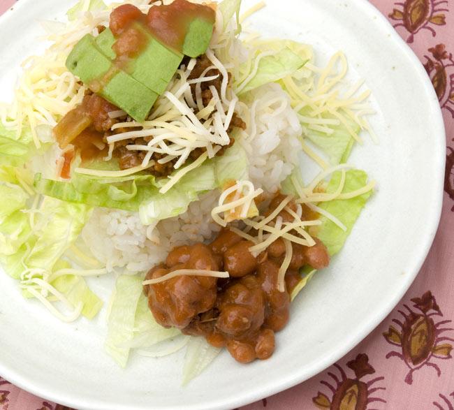 タコシーズニングミックス 【CASA FIESTA】 4 - タコライス、サラダやハンバーガーなどにも合いますよ。