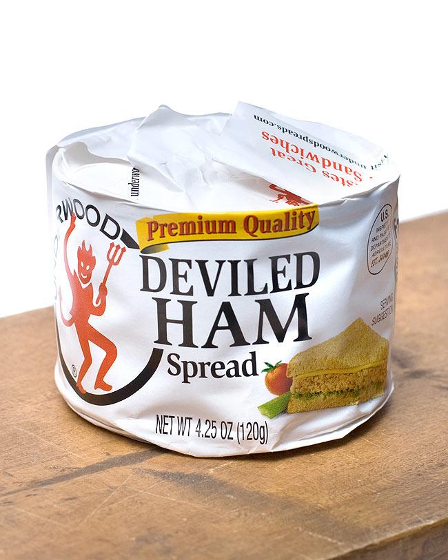 デビルド ハムスプレット - DEVILED HAM Spread 【UNDERWOOD】の写真