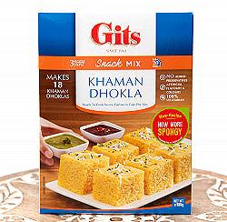 インドのお菓子  カマン ドークラの素 -KHAMAN DHOKLA Mix 【Gits】