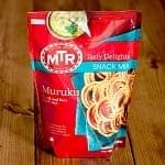 インドの軽食 ムルクの素 - MURUKU MIX 【MTR】の商品写真