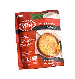 インド軽食 チャツネ パウダー - Spiced Chutney Powder Mix 【MTR】(FD-MIX-33)